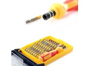 axGear Screwdriver Set 32 In 1 For Cell Phone Notebook Laptop Repair Screw Driver