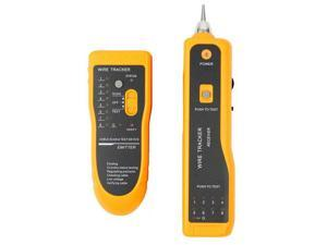 axGear Network Cable Tester Wire Tracker Cable Scanner Cat-5e Cat6 RJ45 RJ11 LAN Tracer