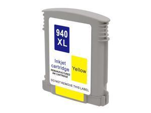 Hewlett Packard HP C4909AN HP 940XL 940 Yellow Compatible Printer Ink Cartridge OfficeJet Pro 6500