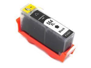 Hewlett Packard HP CB321WN HP 564XL 564 Black Compatible Printer Ink Cartridge 8550 5300 5324 5370