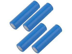 axGear 18650 3.7V Lithium ion Rechargeable Vape Mod Batteries 2600mAh Pcak of 4