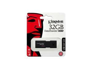 axGear Kingston DataTraveler 32GB USB 3.0 Flash Drive Memory Card 32G 32 GB