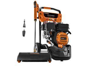 Generac 7122 3,200 PSI 2.7 GPM SpeedWash Gas Pressure Washer