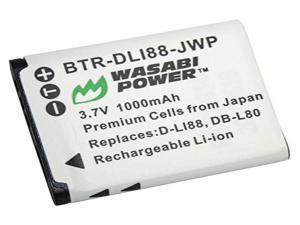 Wasabi Power Battery for Toshiba PX1686 and Toshiba Camileo BW10, SX500, SX900