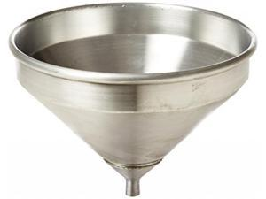 """American Metalcraft 913ST Strainer Funnels, 9"""" Length x 9"""" Width, Silver"""