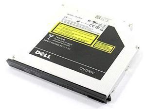 Genuine Dell TS-U633, G558F, Slim CD/DVD ? RW DVD?RW CD?RW DVD-RW CD-RW SATA 8x Dual Layer Burner Optical Drive For Latitude E4200, E4210, E4300, E4310, E5410, E5500, E5510, E6400, E6410, E6500, E6510