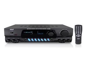PYLE PT260A 200-Watt Digital AM/FM Stereo Receiver