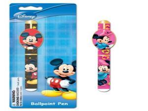 Mickey/Minnie Character Clip Pen, Assorted (10115A)
