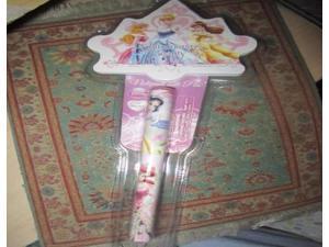 Shimmering Beauty Princess Sticky Notepad & Pen
