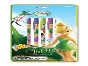 Fairies Stick Pens, 5 pack (7704A)