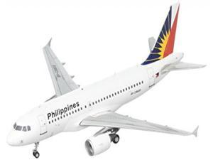 Gemini200 Philippines A319 Diecast Aircraft (1:200 Scale)