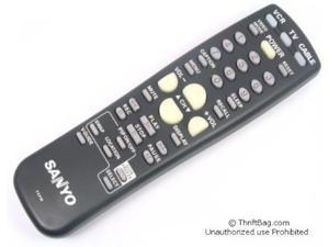 Sanyo AVM3280G AVM3289G AVM3680G AVM3689G DS27800 DS27890 Remote Control