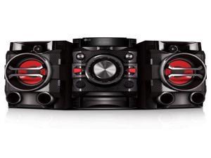LG 230-Watt Bluetooth Hi-Fi Audio Stereo Sound System With Single Disc Cd Player