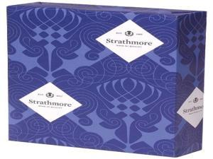 Strathmore Writing 25% Cotton Stationery Paper Laid Finish 97-bright Ultimate White Shade Watermarked, 24 lb 8.5x11 Inch 500 Sheets/Ream (Sold as 1 Ream) (300069)