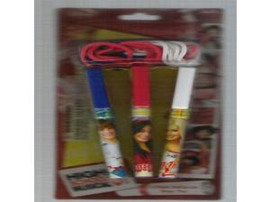 Disney High School Musical3 Ballpoint Rope Pens 3 Pens in a Pack