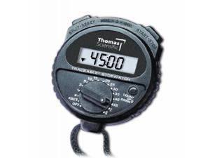 3 Length x 2-1//2 Width x 3//4 Thick 3 Length x 2-1//2 Width x 3//4 Thick Thomas Scientific Thomas 1034 Traceable ABS Plastic Dual-Display Digital Stopwatch 0.0005 Percent Accuracy