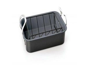 Berghoff Earthchef Roaster With Rack, Gray,