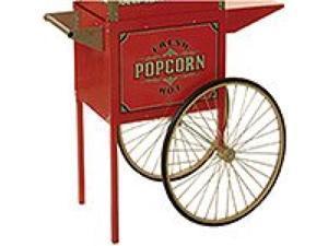 "Benchmark 30010 Antique Trolley, 38"" Width x 33"" Height x 23"" Depth, For Street Vendor Popcorn Machine"