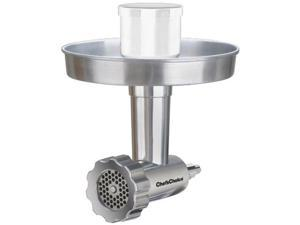 Chef's Choice Premium Metal Food Grinder Attachment Model 796 Designed for KitchenAid Stand Mixers, 2 Grinder Plates Included