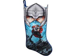 Disney 19in Marvel Thor Printed Stocking