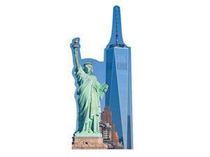 Advanced Graphics New York Skyline Life Size Cardboard Cutout Standup
