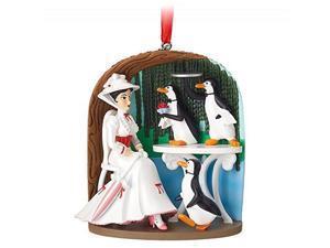 Disney Mary Poppins Jolly Holiday Sketchbook Ornament