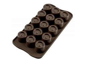 Silikomart Silicone Chocolate Vertigo Mould