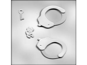 CK Products 3-D Handcuffs Chocolate Mold