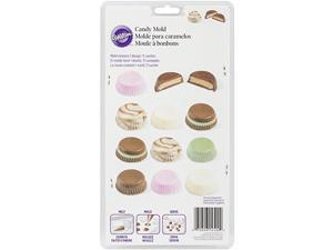 Wilton Candy Mold Peanut Butter Cups