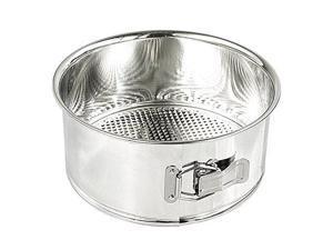 """Browne (746063) 9-1/2"""" Polished Tin Spring Form Cake Pan"""