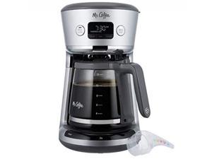 Mr. Coffee Digital Easy Measure 12-Cup Programmable Coffee Maker