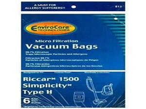 New 24 Style H Bags Simplicity Riccar Vacuum Canister