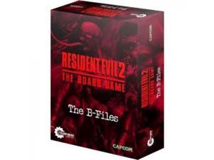 Steamforged Games Resident Evil 2: B-Files Expansion