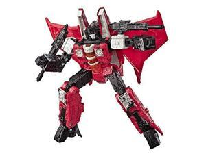 Transformers Toys Generations Selects War for Cybertron Voyager WFC-GS02 Redwing Action Figure - Siege Chapter - Adults & Kids Ages 8 & Up