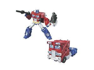 Transformers Generations 35th Anniversary WFC-S65 Classic Animation Optimus Prime