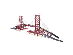 Power City Construction Drawbridge Building Kit