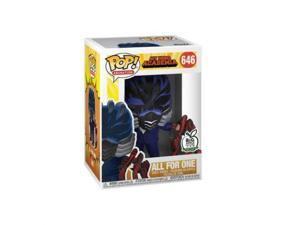 Doll Funko Pop! My Hero Academia All for One Battle Hand Exclusive BAC Pop! with BAC Sticker