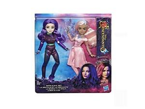 Disney Descendants 3 Good & Evil Doll Set