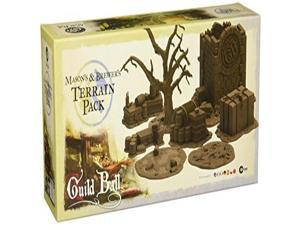 steamfoged games guild ball: mason's & brewers terrain pack miniature game figure