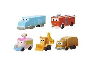 just play the stinky & dirty show 5piece collectible figure set