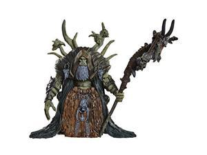 "warcraft 6"" gul'dan action figure with accessory"