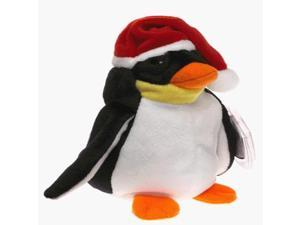 Ty Beanie Babies - Zero the Holiday Penguin