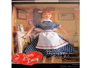 Barbie I Love Lucy Sales Resistance Doll Episode 45 - Collector Edition (2004)