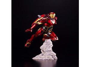 Kotobukiya Marvel Iron Man Artfx Premier Statue, Multicolor