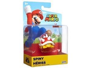 """Nintendo Super Mario 2.5"""" Spiny Figure"""