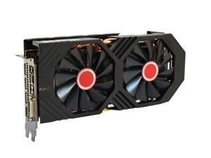 XFX RADEON RX 590 FATBOY Core Edition 8GB 1580MHz DDR5 3xDP HDMI DVI PCI Express 3.0 Graphics Card RX-590P8DLD6