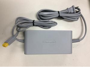 Genuine Official Original Nintendo Wii U Wup-002(usa) Ac Power Adapter - Bulk Packaging