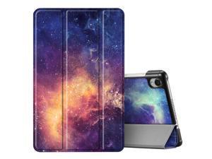 Slim Case for Lenovo Tab M8 / Smart Tab M8 / Tab M8 FHD - Fintie Lightweight Shell Stand Cover for Lenovo Tab M8-HD TB-8505F/TB-8505X 2019 8.0 Inch Tablet, Galaxy