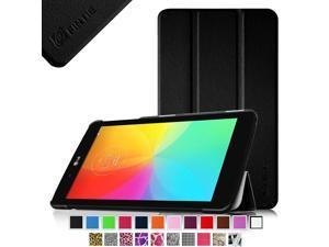 Fintie Case for LG G Pad 7.0-inch Tablet, SlimShell Cover for Mode V400/ V410 (LTE)/ VK410/ UK410/ LK430(G Pad F 7.0), Black