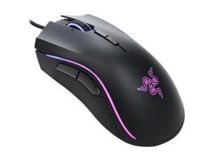 Razer Mamba Tournament Edition Chroma Gaming Mouse - Professional Grade Ergonomic Gaming Mice - 16,000 DPI